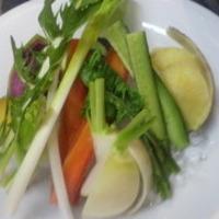名物 有機野菜のバーニャカウダ