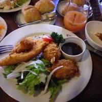 定食ランチ (魚)