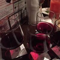 ワイン4種の飲み比べ