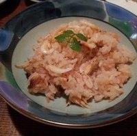 桜エビの炊き込み飯