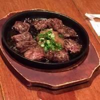 鉄板焼きステーキ