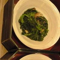 季節のお惣菜3種