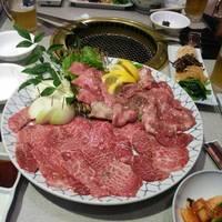 山形牛ステーキ&焼肉 かかし