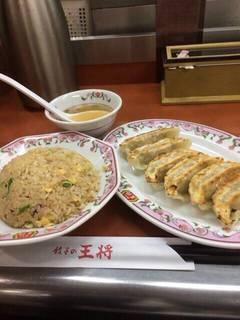 餃子&炒飯セット