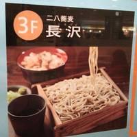 二八蕎麦 長沢
