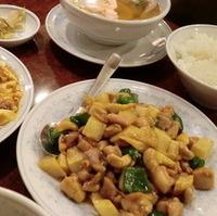 鶏肉カシューナッツ炒めセット