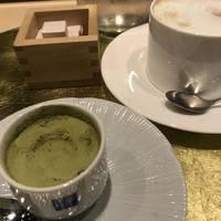 抹茶のウォーターチョコレート