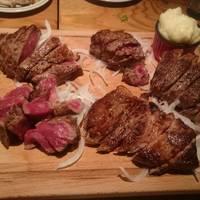 肉5種盛り