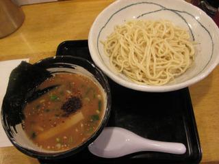 魚介豚骨濃厚つけ麺