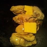 かきのバター焼き
