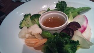 季節野菜バーニャカウダ