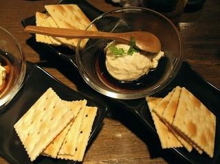クリームチーズのメープル