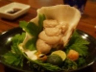 シャコ豆腐