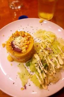 カウサ・レジェーナ(ペルー風ポテトサラダ)