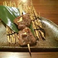 幻の牛串(岩塩)