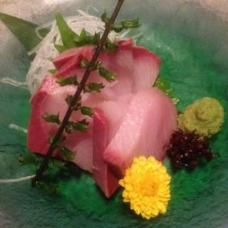 鮮魚のお刺身
