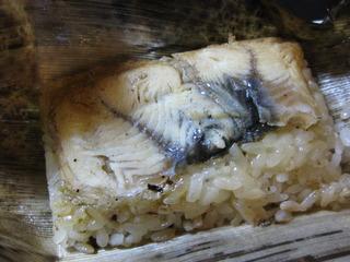 鮎宗名物 鰻飯い蒸し