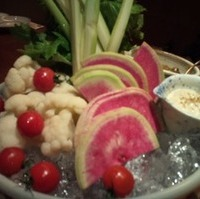 生野菜盛り