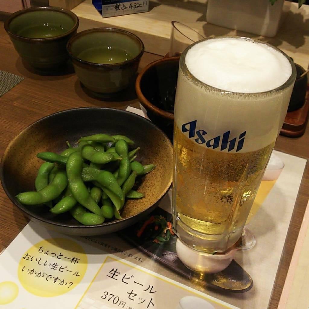 生ビールセット