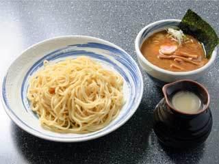 つけ麺(醤油味)