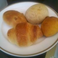 焼き立てパン食べ放題