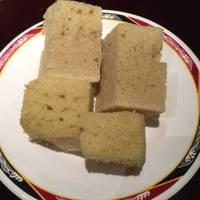 デザートバイキングの蒸しパン