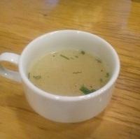 海鮮風スープ