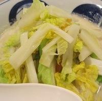 霜降り白菜ちゃんぽん