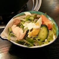 角力サラダ