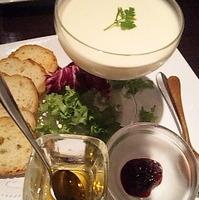 レアチーズ豆腐