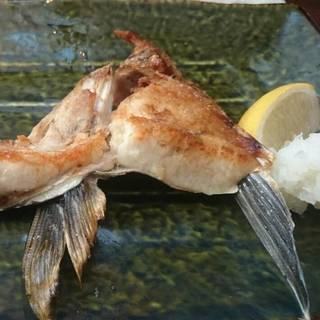 本日の焼き魚定食