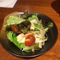 湯葉のヘルシーサラダ