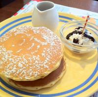 バジーちゃんのホットケーキ