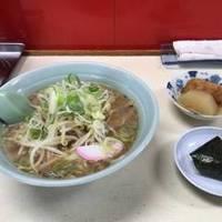 鹿児島ラーメン(醤油)