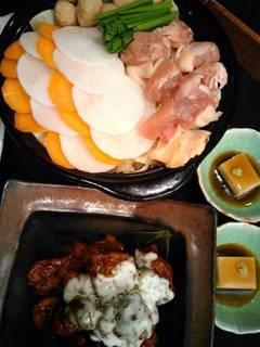 旬美鶏ちゃんこ鍋