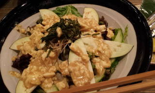 塚田オリジナル 冷汁サラダ