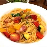 季節野菜の菜園風パスタ ~オルトラーナ~