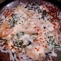 プリプリ海老のマヨネーズ炒め