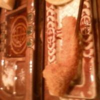松茸の串揚げ