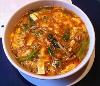 サンラータン麺