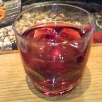 カシス梅酒