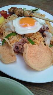 ナシゴレン インドネシア風スパイシー炒飯