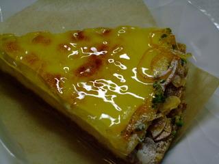 ベークドチーズタルト