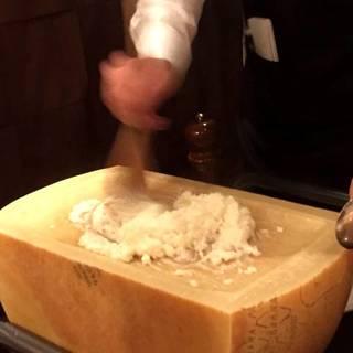 コク旨チーズの特製リゾット
