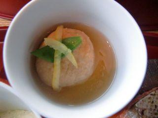 レンコン饅頭