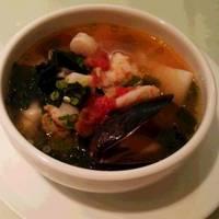 魚貝のオリジナル雑炊