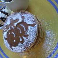 パジーちゃんパンケーキ
