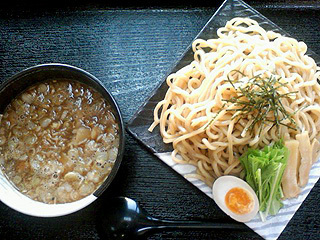 醤丸つけ麺