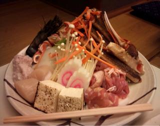 カニちゃんこ鍋