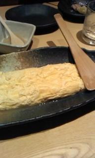 地卵の卵焼き
